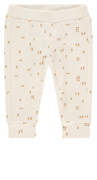 Joggingbroek Annalong Antique White AOP Apples