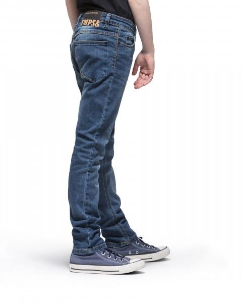 Jeans Slim Fit Stone used blue
