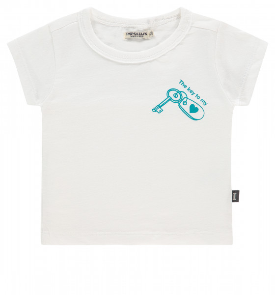 T-shirt Virginia Summer White