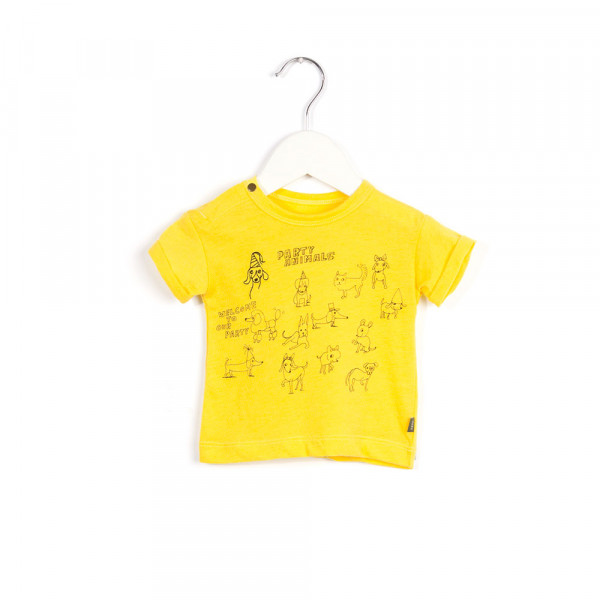 T-shirt jelly yellow