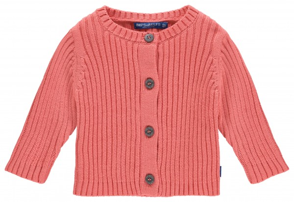 Vest Luca Knit Baby Pink