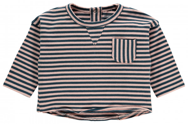 Longsleeve Aberdare Orion Blue Stripe