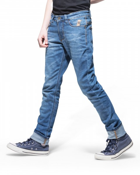 Jeans Slim Fit ocean blue