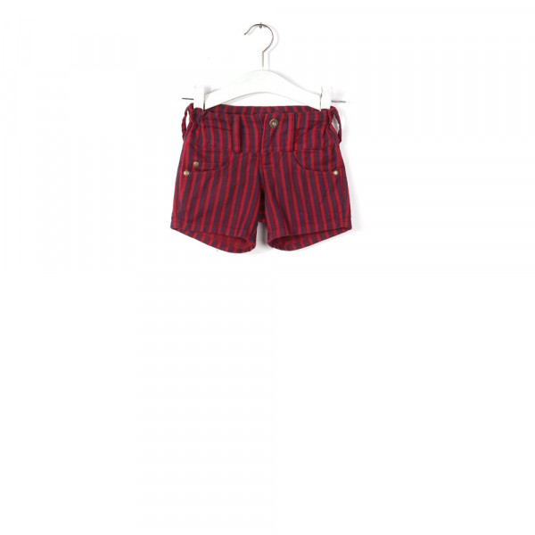 Shorts red/red/green