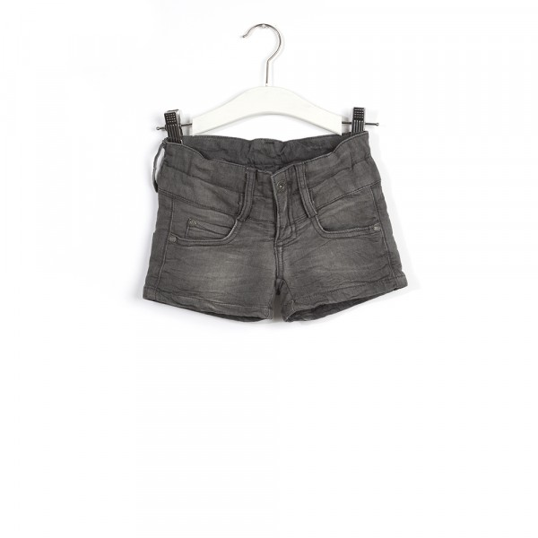 Jeans shorts Shadow Grey