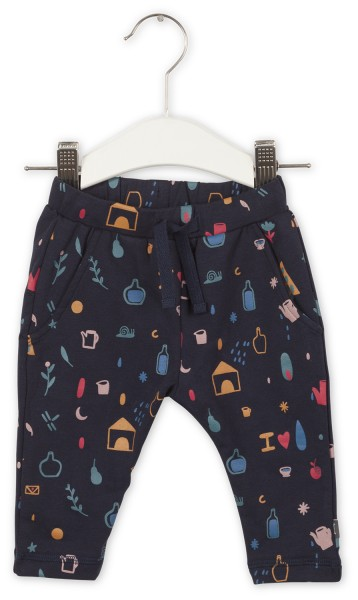 Joggingbroek starry sky/multi color