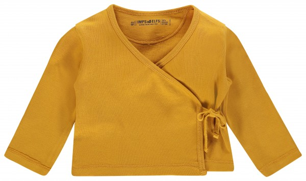Vest Dex Bow warm yellow