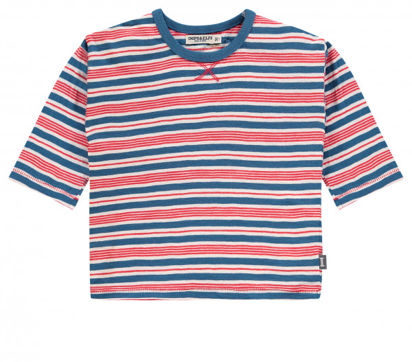 Longsleeve Florida Blue Red Stripe