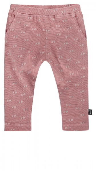 Legging Dusty pink Jacquard