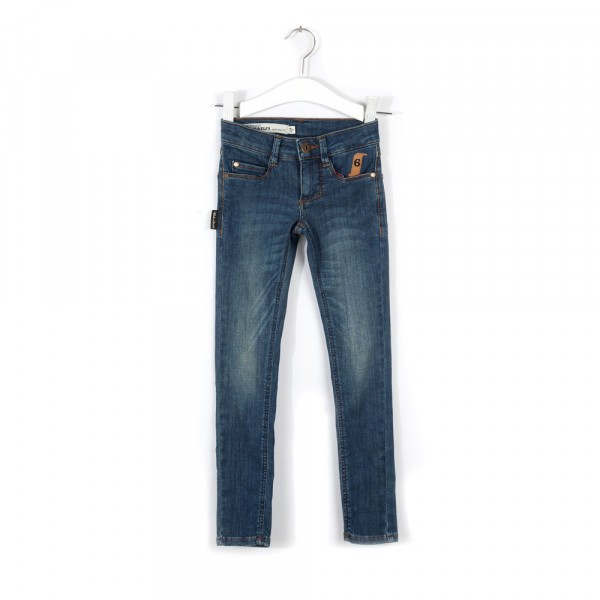 Jeans Deep Blue Stone Wash