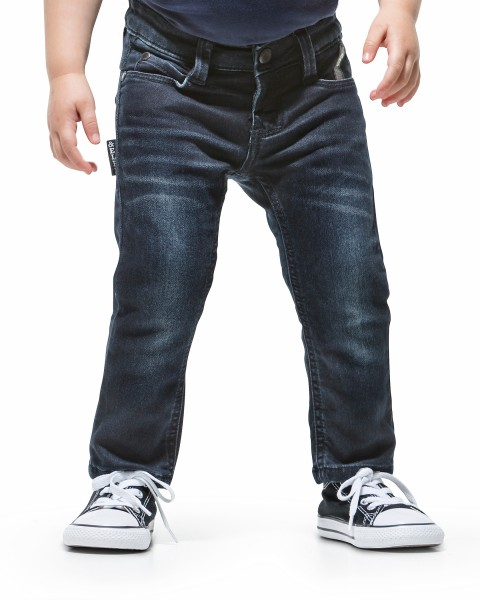 Jeans Slim fit jogdenim Stone dark