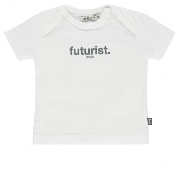 T-shirt Fresh white