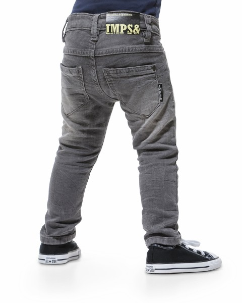 Jeans Slim fit jogdenim Shadow Grey
