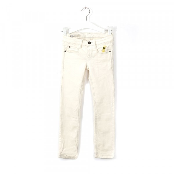 Jeans Egg White Wash