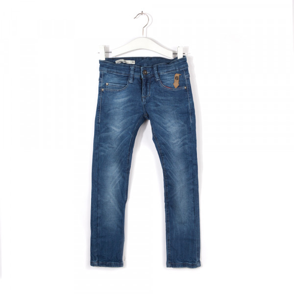 Jeans Sea Blue Stone Wash